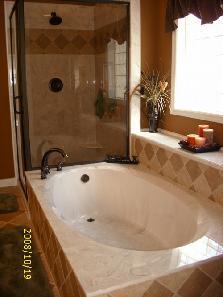 total bathroom remodeling