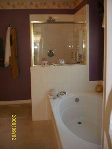 before - Total Bathroom Remodel
